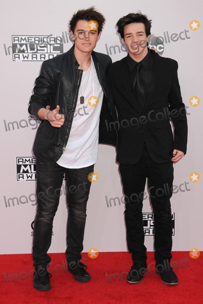 Aaron Carpenter Photo - 23 November 2014 - Los Angeles California - Kenny Holland Aaron Carpenter American Music Awards 2014 - Arrivals held at Nokia Theatre LA Live Photo Credit Byron PurvisAdMedia