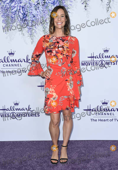Ashley Williams Photo - 26 July 2018 - Beverly Hills California - Ashley Williams 2018 Hallmark Channel Summer TCA held at Private Residence Photo Credit Birdie ThompsonAdMedia