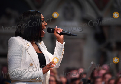 Alexandra Burke Photo - 09032020 - Alexandra Burke Commonwealth Day 2020 Service at Westminster Abbey in London Photo Credit ALPRAdMedia