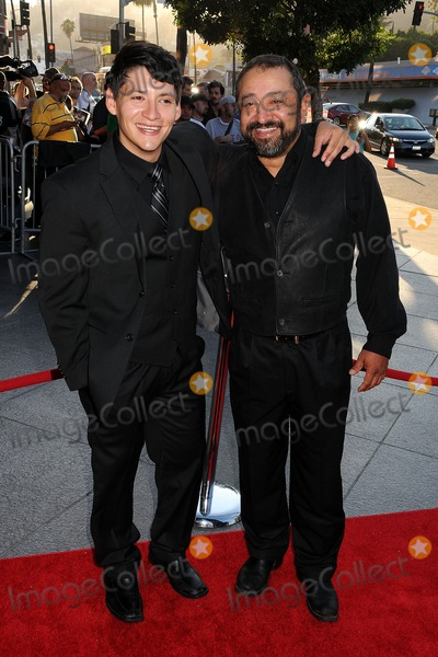 Alejandro Patino Photo - 8 July 2013 - West Hollywood California - Carlos Pratts Alejandro Patino The Bridge Series Premiere held at the DGA Theatre Photo Credit Byron PurvisAdMedia
