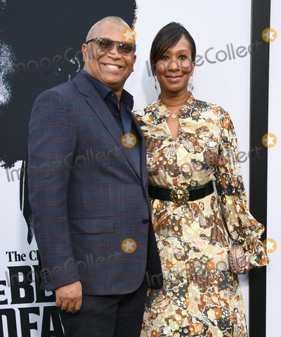 Nicole Avant Photo - 03 June 2019 - Los Angeles California - Reginald Hudlin Nicole Avant Netflixs The Black Godfather Los Angeles Premiere held at Paramount Theater Photo Credit Birdie ThompsonAdMedia