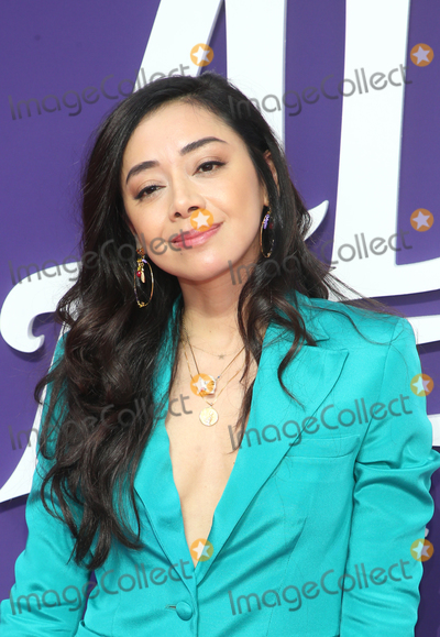 Aimee Garcia Photo - 6 October 2019 - Century City California - Aimee Garcia World Premiere of THE ADDAMS FAMILY held at Westfield Century City AMC Photo Credit FayeSAdMedia