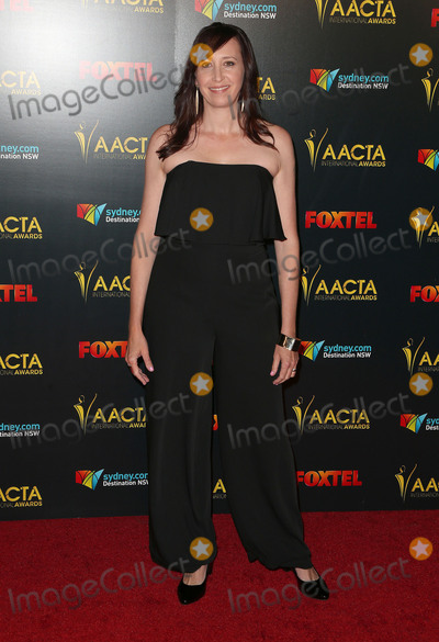 Angie Fielder Photo - 06 January 2017 - Los Angeles California - Angie Fielder 6th AACTA International Awards held at Avalon Hollywood Photo Credit F SadouAdMedia