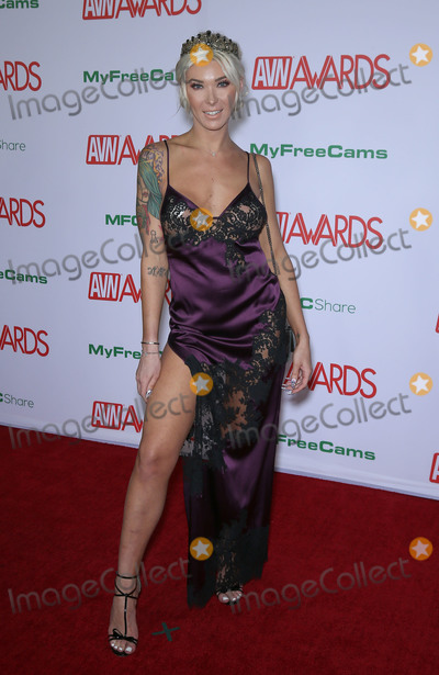 Aubrey Kate Photo - 26 January 2019 - Las Vegas NV - Aubrey Kate  2019 AVN Awards red carpet at The Joint inside Hard Rock Hotel and Casino Las Vegas Photo Credit MJTAdMedia