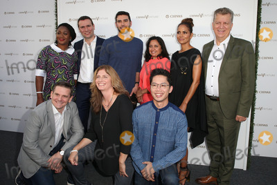 Adam Braun Photo - 13 July 2017 - Los Angeles California - Pectachai Dejkraisak Alexandre Ricard Adam Braun Sonal Shah Halle Berry James Steere Alvaro Vasquez Chioma Ukuno Son Preminger Chivas Regal The Final Pitch held at LADC Studios Photo Credit F SadouAdMedia