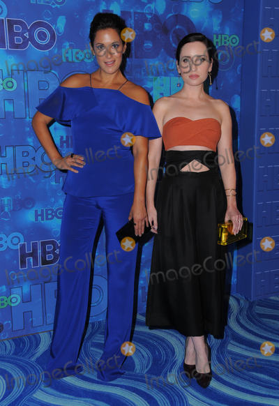 Angelique Cabral Photo - 18 September 2016 - Los Angeles California - Angelique Cabral Zoe Lister Jones HBO Post Award Reception following the 68th Primetime Emmy Awards held at the Pacific Design Center Photo Credit Byron PurvisAdMedia