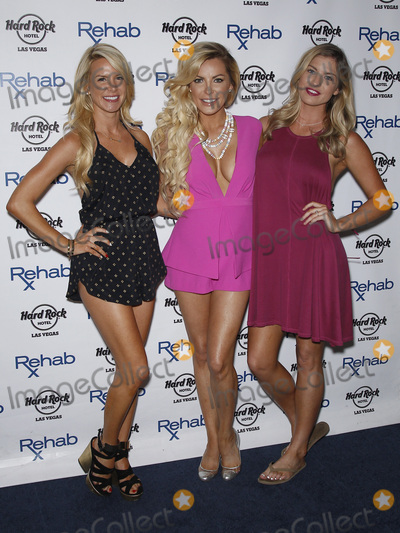 Amanda Vanderpool Photo - 11 July 2015 - Las Vegas Nevada - Amanda Vanderpool Crystal Hefner Carly Lauren  Crystal Hefner at REHAB at the Hard Rock Hotel and Casino  Photo Credit MJTAdMedia