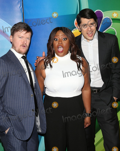Steven Boyer Photo - 18 January 2017 - Pasadena California - Steven Boyer Sherri Shepherd Nicholas DAgosto 2017 NBCUniversal Winter Press Tour held at the Langham Huntington Hotel Photo Credit F SadouAdMedia