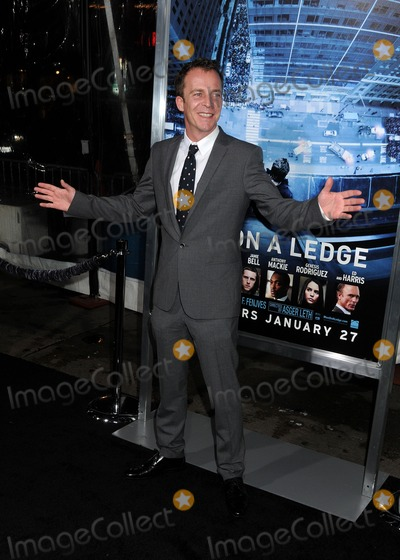 Asger Leth Photo - 23 January 2012 - Hollywood California - Asger Leth Man On A Ledge Los Angeles Premiere held at Graumans Chinese Theatre Photo Credit Byron PurvisAdMedia