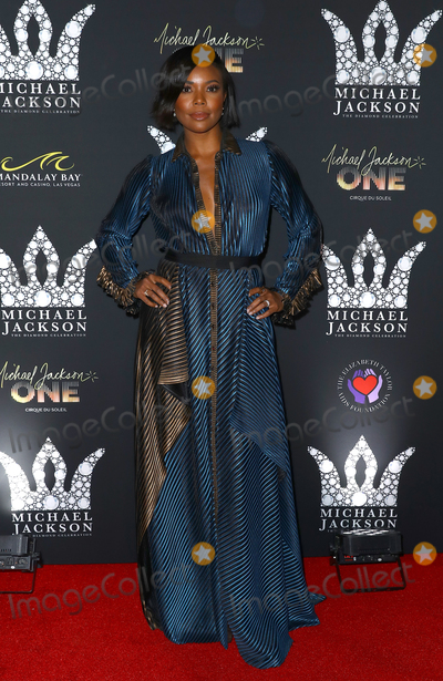 Michael Jackson Photo - 29 August 2018 - Las Vegas NV -  Gabrielle Union   Michael Jackson diamond birthday celebration at Mandalay Bay Resort and Casino Photo Credit MJTAdMedia