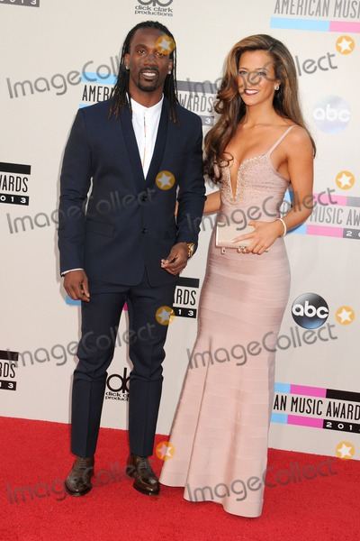 Andrew McCutchen Photo - 24 November 2013 - Los Angeles California - Andrew McCutchen 2013 American Music Awards - Arrivals held at Nokia Theatre LA Live Photo Credit Byron PurvisAdMedia