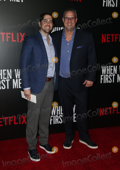 Adam Saunders Photo - 20 February 2018 - Hollywood California - Adam Saunders Mason Novick Special Screening of Netflix When We First Met held at Arclight Hollywood Photo Credit F SadouAdMedia