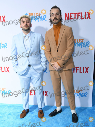 The Shadowboxers Photo - 29 April 2019 - Hollywood California - The Shadowboxers Netflixs The Last Summer Los Angeles Special Screening held at TCL Chinese 6 Theatre Photo Credit Birdie ThompsonAdMedia