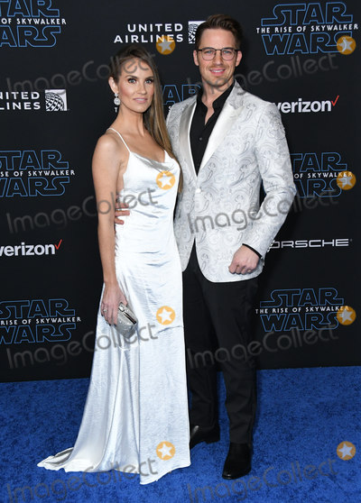 Angela Lanter Photo - 16 December 2019 - Hollywood California - Angela Lanter Matt Lanter  Disneys Star Wars The Rise Of Skywalker Los Angeles Premiere held at Hollywood Photo Credit Birdie ThompsonAdMedia