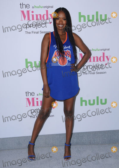 Xosha Roquemore Photo - 12 September  2017 - West Hollywood California - Xosha Roquemore The Mindy Project Final Season Premiere Party held at Microsoft Theatre LA Live in West Hollywood Photo Credit Birdie ThompsonAdMedia
