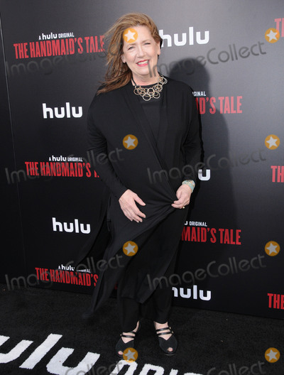 Ann Dowd Photo - 25 April 2017 - Hollywood California - Ann Dowd Los Angeles premiere of Hulus The Handmaids Tale held at ArcLight Hollywood in Hollywood Photo Credit Birdie ThompsonAdMedia