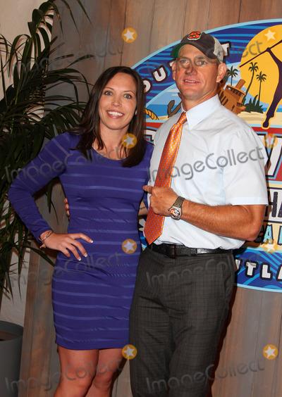 Brad Culpepper Photo - 24 May 2017 - Los Angeles California - Sarah Lacina and Brad Culpepper Survivor Game Changers Mamanuca Islands Finale held at CBS Studio Center Photo Credit AdMedia