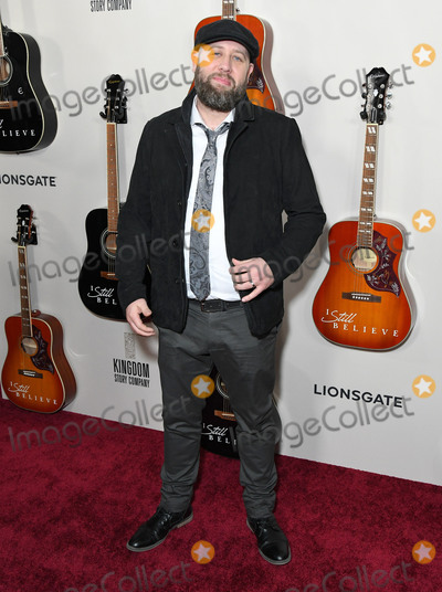 Andy Erwin Photo - 07 March 2020 - Hollywood California - Andy Erwin I Still Believe Los Angeles Premiere held at Arclight Hollywood  Photo Credit Birdie ThompsonAdMedia