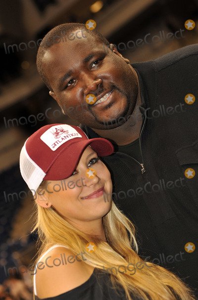 Anna Kournikova Photo - 16 October 2012 - Pittsburgh PA - Professional football player MICHAEL OHER and pro tennis player ANNA KOURNIKOVA attended the Mylan WTT Smash Hits World Team Tennis Match held at the Petersen Events Center The 20th anniversary edition of Mylan WTTSmash Hits presented by GEICO was one for the record books with the event posting a record 1 million for the Elton John AIDS Foundation with a portion of those proceeds benefitting the Pittsburgh AIDS Task Force Theevent hosted annually by Sir Elton John and Billie Jean King has now raised more the 115 million to support HIV and AIDS prevention and awareness programs since the first Smash Hits was held in Los Angeles in 1993  Photo Credit Jason L NelsonAdMedia