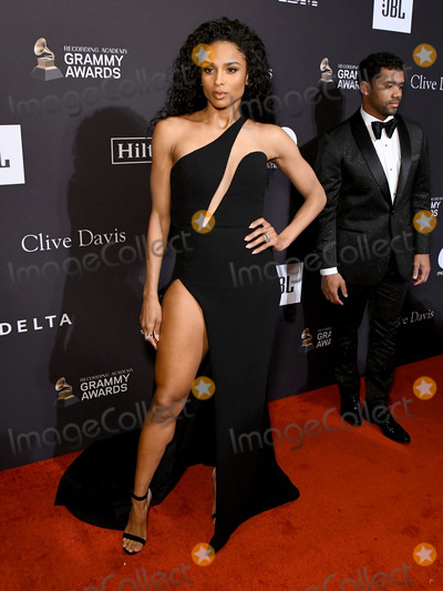 Clive Davis Photo - 09 February 2019 - Beverly Hills California - Ciara The Recording Academy And Clive Davis 2019 Pre-GRAMMY Gala held at the Beverly Hilton Hotel Photo Credit Birdie ThompsonAdMedia