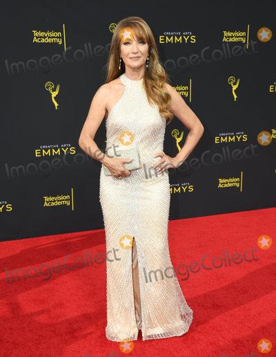 Jane Seymour Photo - 15 September 2019 - Los Angeles California - Jane Seymour 2019 Creative Arts Emmys Awards - Arrivals held at Microsoft Theater LA Live Photo Credit Birdie ThompsonAdMedia