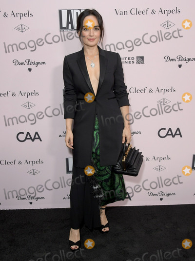Ana De la reguera Photo - 19 October 2019 - Los Angeles California - Ana de la Reguera 2019 LA Dance Project Annual Gala held at Hauser  Wirth Photo Credit Birdie ThompsonAdMedia