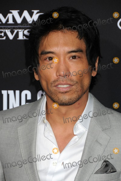 Peter Shinkoda Photo - 13 June 2011 - West Hollywood California - Peter Shinkoda TNT and Dreamworks Televisions Falling Skies Premiere Screening held at the Pacific Design Center Photo Credit Byron PurvisAdMedia