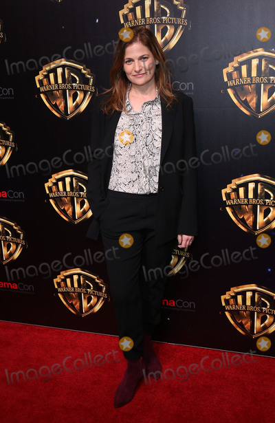 Andrea Berloff Photo - 02 April 2019 - Las Vegas NV - Andrea Berloff 2019 CinemaCon WB Studio Presentation Red Carpet at Caesars Palace Photo Credit MJTAdMedia
