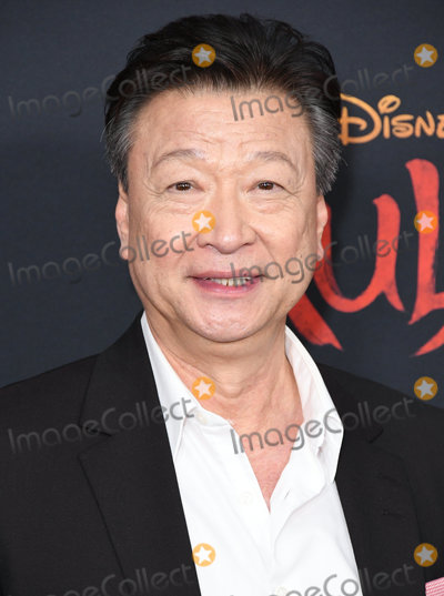 Tzi Ma Photo - 09 March 2020 - Hollywood California - Tzi Ma Disneys Mulan Los Angeles Premiere held at Dolby Theater Photo Credit Birdie ThompsonAdMedia