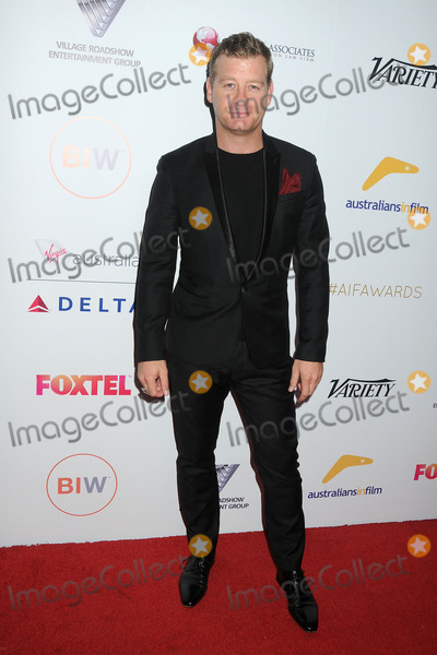 Nicholas Bishop Photo - 25 October 2015 - Century City California - Nicholas Bishop 4th Annual Australians In Film Gala held at the InterContinental Hotel Photo Credit Byron PurvisAdMedia