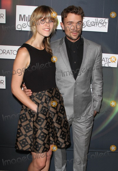 Astrea Campbell-Cobb Photo - 6 November 2014 - Los Angeles California - Astrea Campbell-Cobb and Emrhys Cooper Colaboratorcom Launch Party held at Milk Studios Los Angeles Photo Credit AdMedia