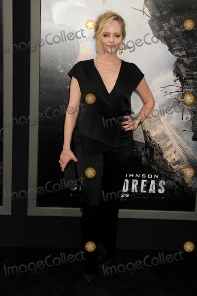 Marley Shelton Photo - 26 May 2015 - Hollywood California - Marley Shelton San Andreas Los Angeles Premiere held at the TCL Chinese Theatre Photo Credit Byron PurvisAdMedia