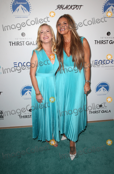 Charisma Carpenter Photo - 28 September 2019 - Beverly Hills California - Angela Kinsey Charisma Carpenter Thirst Projects 10th Annual Thirst Gala held at The Beverly Hilton Hotel Photo Credit FSadouAdMedia