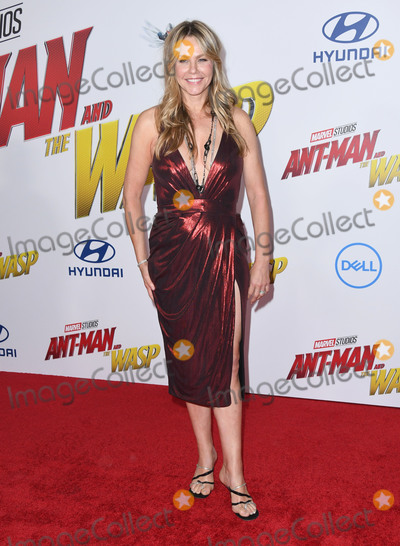 Andrea Roth Photo - 25 June 2018 - Hollywood California - Andrea Roth Ant-Man and The Wasp Los Angeles Premiere held at theEl Capitan Theatre Photo Credit Birdie ThompsonAdMedia