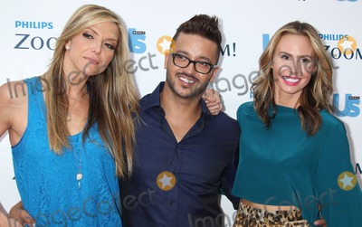 Debbie Matenopoulos Photo - 21 September 2012 - Los Angeles California -  Debbie Matenopoulos Jai Rodriguez Keltie Colleen Us Weekly and Celebrity Makeup Artist Collier Strong Reveal Red Carpet Awards Season Looks Photo Russ ElliotAdMedia