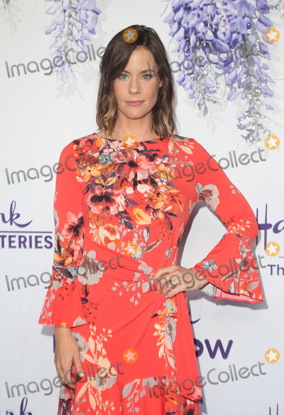 Ashley Williams Photo - 26 July 2018-  Beverly Hills California - Ashley Williams 2018 Hallmark Channel Summer TCA held at Private Residence Photo Credit Faye SadouAdMedia