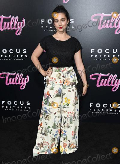 Molly Ephraim Photo - 18 April 2018 -  Los Angeles California - Molly Ephraim Tully Los Angeles Premiere held at Regal Cinemas LA Live Photo Credit Birdie ThompsonAdMedia