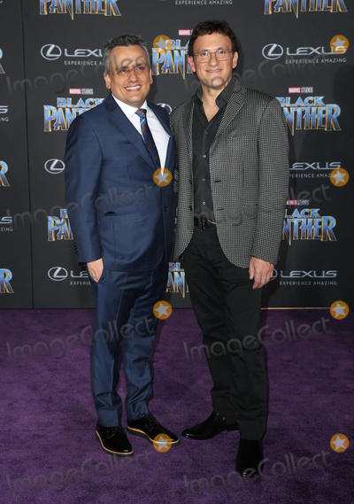 Anthony Russo Photo - 29 January 2018 - Hollywood California - Anthony Russo Joe Russo Marvel Studios Black Panther World Premiere held at Dolby Theater Photo Credit F SadouAdMedia