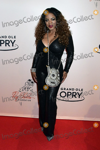 Ray Charles Photo - 08 October 2018 - Nashville Tennessee - Leela James An Opry Salute to Ray Charles held at the Grand Ole Opry Photo Credit Dara-Michelle FarrAdMedia