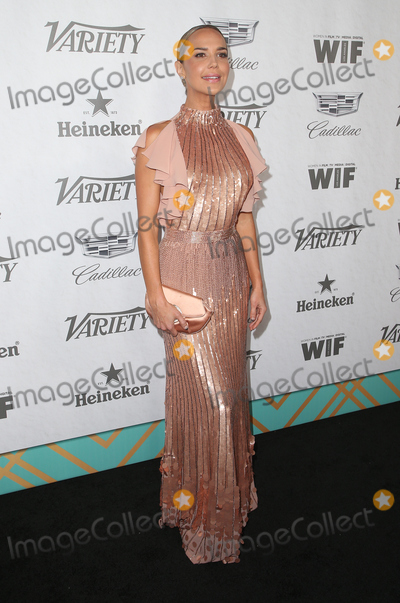 ARIELE KEBBEL Photo - 15 September 2018 - West Hollywood California - Arielle Kebbel Variety and Women in Film 2018 Television Nominees Celebration sponsored by Cadillac and Heineken held at Cecconis Photo Credit Faye SadouAdMedia