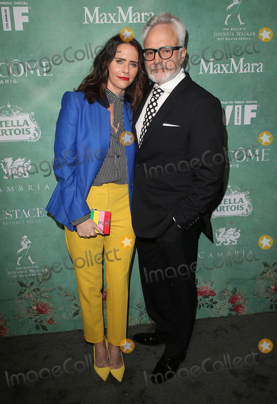 Amy Landecker Photo - 02 March 2018 - Beverly Hills California - Amy Landecker Bradley Whitford 11th Annual Women In Film Pre-Oscar Cocktail Party at Crustacean Photo Credit F SadouAdMedia