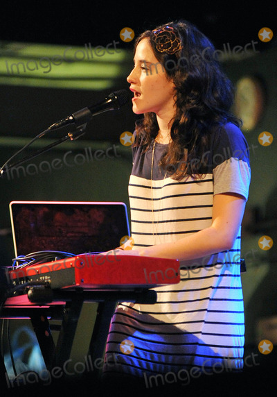Ximena Sarinana Photo - 11 April 2011 - Pittsburgh PA - Mexican singer-songwriter XIMENA SARINANA performs as opening act at a stop on Sara Bareilles Kaleidoscope Heart Tour 2011 held at the Carnegie Music Hall Photo Jason L NelsonAdMedia