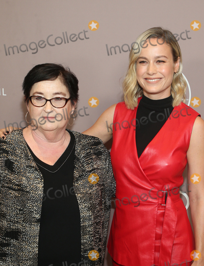Brie Larson Photo - 11 October 2019 - Beverly Hills California - Eva Ansley Brie Larson Varietys 2019 Power Of Women Los Angeles Presented By Lifetime held at The Beverly Wilshire Four Seasons Hotel Photo Credit FayeSAdMedia