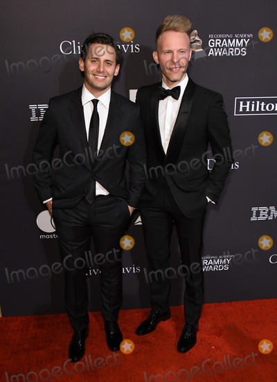 Justin Paul Photo - 09 February 2019 - Beverly Hills California - Benj Pasek Justin Paul The Recording Academy And Clive Davis 2019 Pre-GRAMMY Gala held at the Beverly Hilton Hotel Photo Credit Birdie ThompsonAdMedia