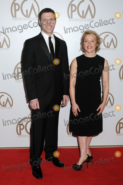 Arianne Sutner Photo - 26 January 2013 - Beverly Hills California - Travis Knight Arianne Sutner 24th Annual Producers Guild Awards held at the Beverly Hilton Hotel Photo Credit Byron PurvisAdMedia