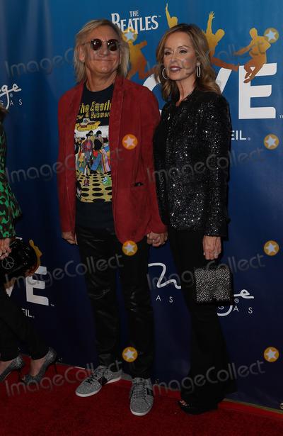 Joe Walsh Photo - 14 July 2016 - Las Vegas NV -  Joe Walsh  The Beatles LOVE By Cirque du Soleil Celebrates Its 10th Anniversary At The Mirage Photo Credit MJTAdMedia