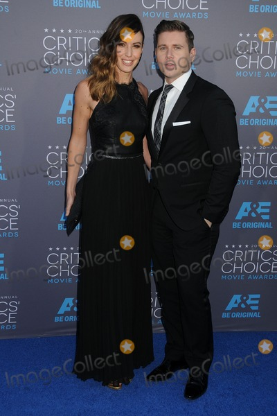 Allen Leech Photo - 15 January 2015 - Hollywood California - Charlie Webster Allen Leech 20th Annual Critics Choice Movie Awards - Arrivals held the Hollywood Palladium Photo Credit Byron PurvisAdMedia