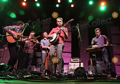 Yonder Mountain String Band Photo - February 11 2012 - Atlanta GA - The Infamous Stringdusters opened for the Yonder Mountain String Band in Atlanta at the Tabernacle and brought their style of bluegrass to the packed crowd  Photo credit Dan HarrAdMedia
