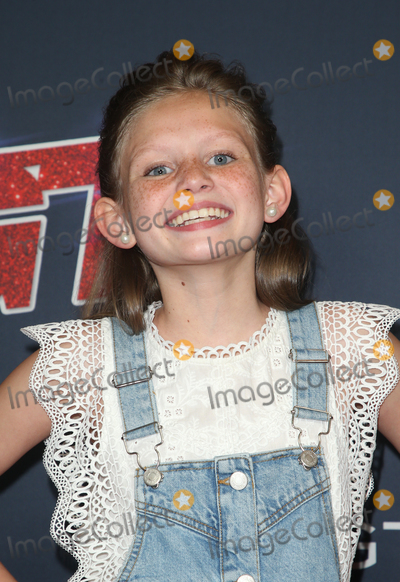 Ansley Burns Photo - 13 August 2019 - Hollywood California - Ansley Burns Americas Got Talent Season 14 Live Show Red Carpet held at Dolby Theatre Photo Credit FSadouAdMedia