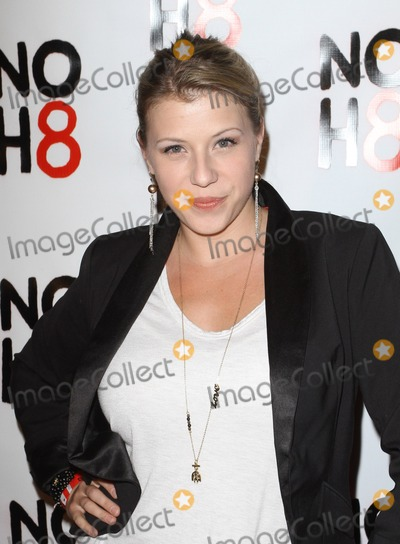 Jodie Sweetin Photo - 13 December 2011 - West Hollywood California - Jodie Sweetin NOH8s 3 year Anniversary Celebration Held At The House of Bluesl Photo Credit Kevan BrooksAdMedia